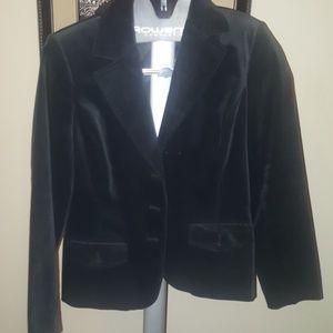 Liz&Co. Black Blazer